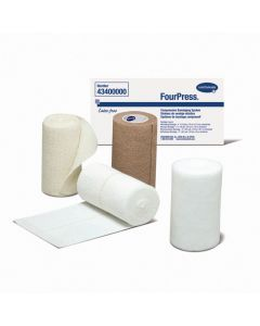 Fourpress Four Layer Compression Bandaging System