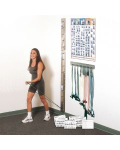 Web-Slide Exercise Rail Systems - Accessories