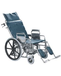 Tuffy Wide Reclining Wheelchair