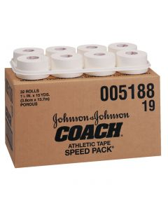 "J&J Coach Speed Tape, 1.5""x15 Yards"