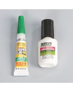 Quick Gel Super Glue and Super Glue Remover