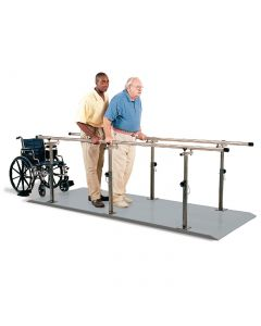 Metron Value Bariatric Adjustable Parallel Bars