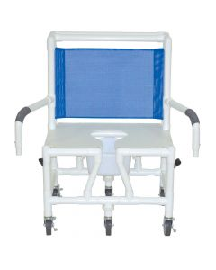 Shower Chair with Swingaway Arms