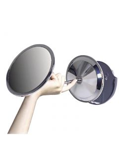 Double Vision Vanity and Suction Cup Mirror