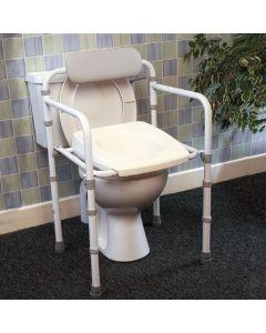 Homecraft Uni-Frame Folding Toilet Frame