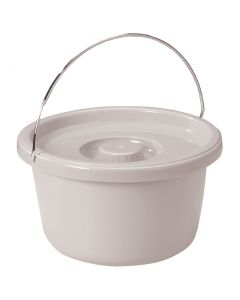 7.5-Quart Commode Bucket