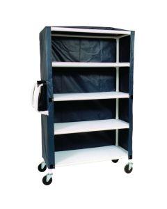 MJM Large Shelved Cart