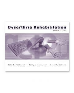 Dysarthria Rehabilitation – 2nd Edition