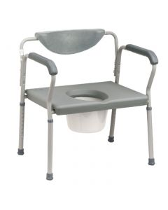 Drive Deluxe Bariatric Commode