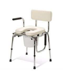 Guardian Drop-Arm Commode