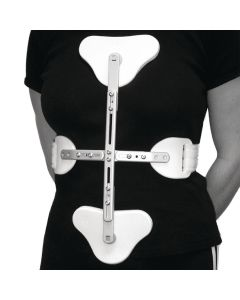 C.A.S.H. (Cruciform Anterior Spinal Hyperextension Orthosis)