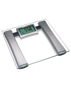Transparent Baseline Platform Scale/Body Analyzer