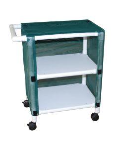 MJM Mini Shelved Carts