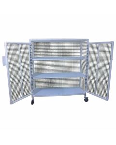Security Storage Cart