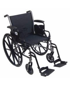 Drive Cruiser III Lightweight, Dual Axle Wheelchair