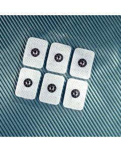 EasyTrode Pre-Gelled, Single Snap Electrodes