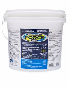 GymWipes Antibacterial Force Wipes