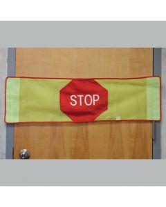 Stop Strip Alarm Banner