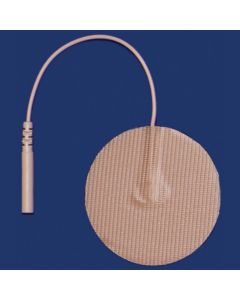 Advantrode Tan Tricot Electrodes