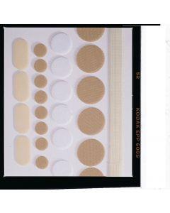 Translucent Self-Adhesive Low Profile HTH Hook