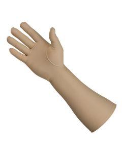 Forearm Length Edema Gloves - Full Finger