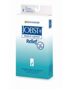 Jobst Relief Medical Legwear - Knee-High Open Toe