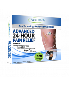 ActiPatch Advanced 24-Hour Pain Relief