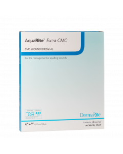 AquaRite Extra CMC  Extra Strong, Clear Gelling, Highly Absorbent CMC Wound Dressing