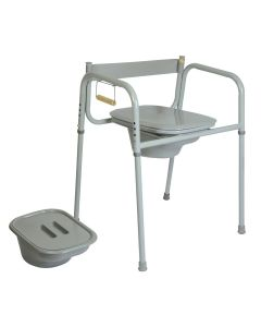 Our Popular 3 in 1 Universal Commode with Elongated Seat