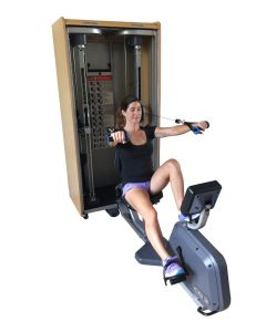 CARDIOGYM CG2 Dual Pulley Trainer