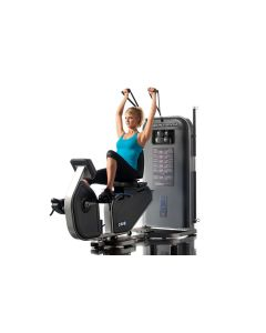 CARDIOGYM CG6 Dual Pulley Recumbent Bike