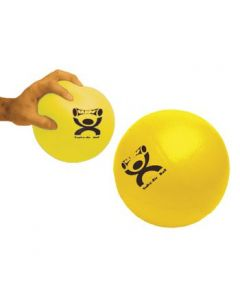 "CanDo Cushy Air Ball - 13-17"", Yellow"