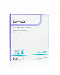 DermaCol Collagen Matrix Wound Dressing