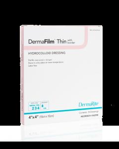DermaFilm Hydrocolloid Wound Dressing
