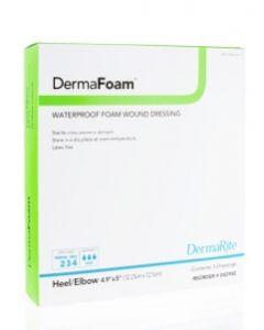 DermaFoam Waterproof Foam Wound Dressing