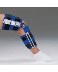 DeROM Dynamic Range of Motion Knee Splint