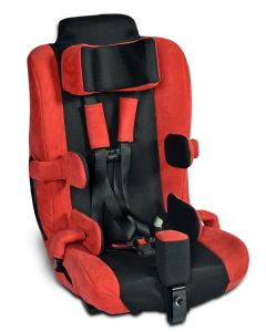 Drive Car Seat Plus Red