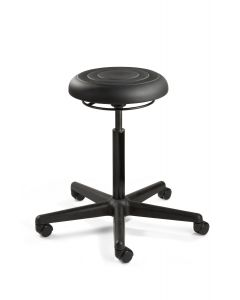 ErgoLux Jr Polyurethane Stool Tall