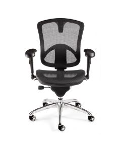Ergonomic Executive Mesh Chair Black