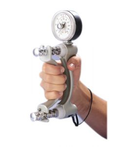 Baseline Hydraulic Hand Dynamometer and Evaluation Sets