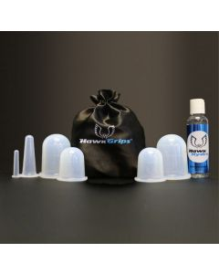 Hawkgrips Cupping set