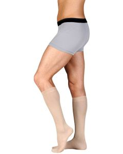 Juzo Soft Knee Stockings In Use