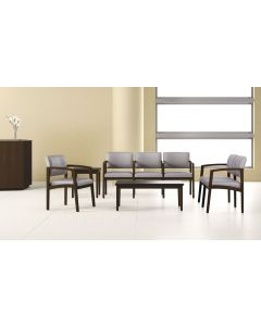 Lenox Wood Reception Furniture