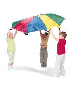 Children using Parachute