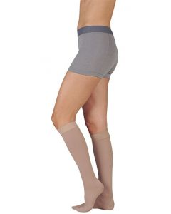 Juzo Dynamic Knee Stockings In Use