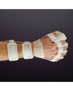 Rolyan Anti-Spasticity Ball Splint with Slot & Loop Strapping