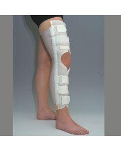 Rolyan AquaForm Knee Immobilizer