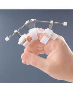 Static Progressive Finger Flexion Splint