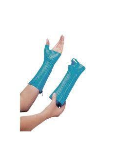 Rolyan AquaForm Universal Zippered Wrist and Thumb Spica Splint