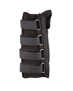 Rolyan Black D-Ring Wrist Brace